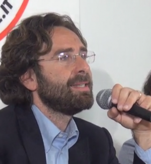 Ugo Forello, candidato sindaco del M5s