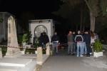 Catania, vedova uccisa al cimitero Arrestato il figlio: svolta dopo 3 anni Incastrato dall'esame del Dna