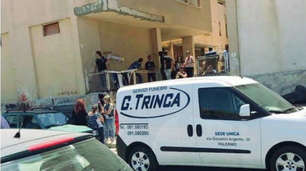bimbo morto, zen palermo, Palermo, Cronaca