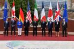 Taormina, parte il G7 al Teatro greco Il premier Gentiloni accoglie i leader Clima, commercio: confronto difficile