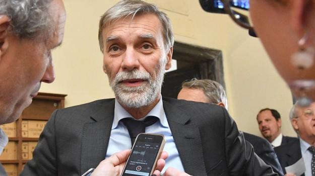 alta velocità, opere pubbliche, trasporti, Graziano Delrio, Sicilia, Economia