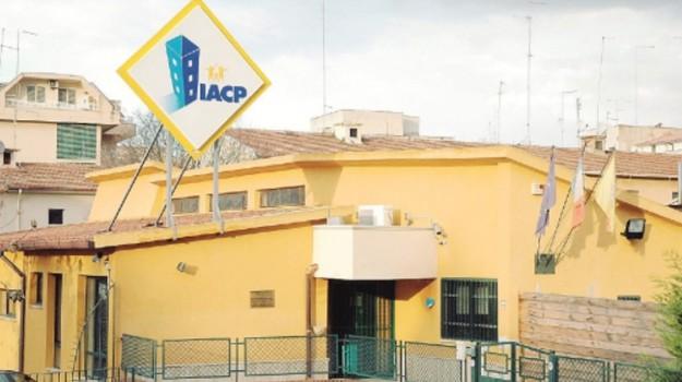 case popolari, iacp, Caltanissetta, Economia