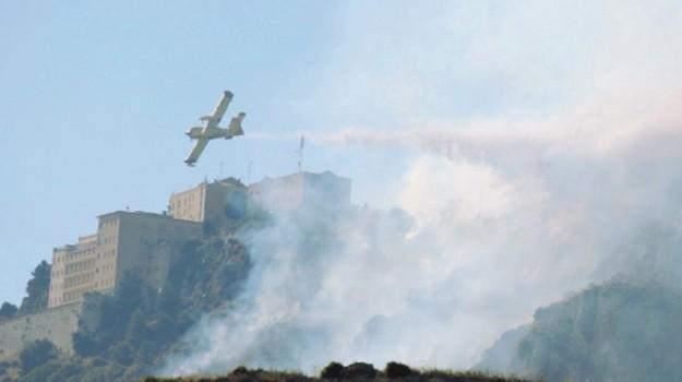 Incendio a Sciacca, Agrigento, Cronaca