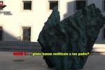 """""""Glielo hanno notificato a tuo padre...?"""", le intercettazioni incastrano l'impiegato del tribunale di Palermo"""