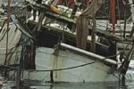 Lampedusa recuperata barca affondata dal marrobbio