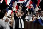 La Francia incorona Macron: è lui il nuovo presidente