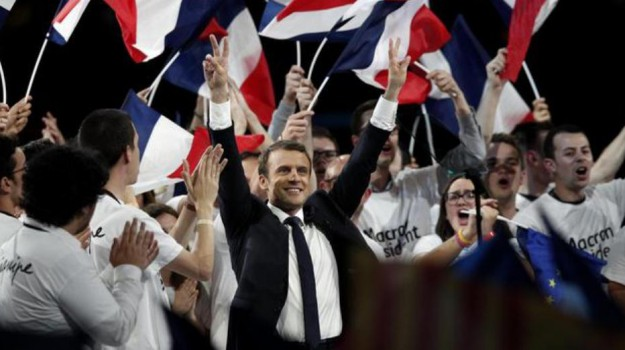 elezioni, francia, voto, Emmanuel Macron, Sicilia, Mondo