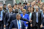 G7, verso accordo sui migranti: sì ai diritti ma difesa dei confini