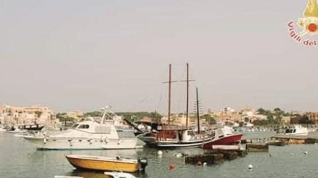 Lampedusa, marrobbio, Agrigento, Cronaca