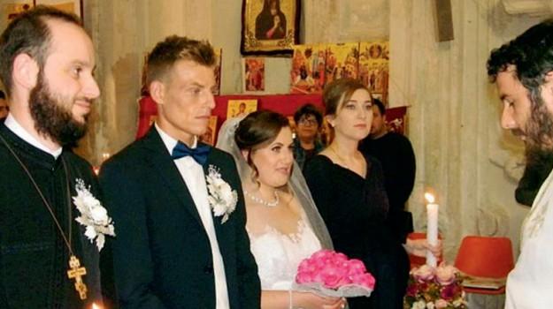 matrimonio, rito ortodosso, Trapani, Cronaca