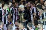 Coppa Italia, da Mattarella a Raggi: pienone in tribuna - Foto