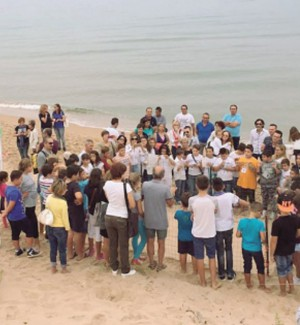 Tutela delle tartarughe, primo raduno a Menfi