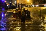 Bomba d'acqua in Brianza, paura ed allagamenti nel Milanese