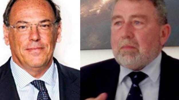 corruzione, inchiesta, trapani, Ettore Morace, Girolamo Fazio, Trapani, Cronaca