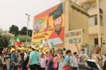 Marsala, studenti realizzano un murale