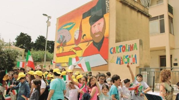 marsala, murale, Trapani, Cultura