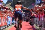 Il Giro in Sicilia: si riparte domani da Cefalù, 181 km fino all'Etna