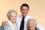 """Telefonate fra Renzi e il padre, parla la nonna: """"Non hanno mai litigato"""""""