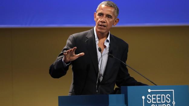 ex presidente stati uniti, Barack Obama, Sicilia, Mondo