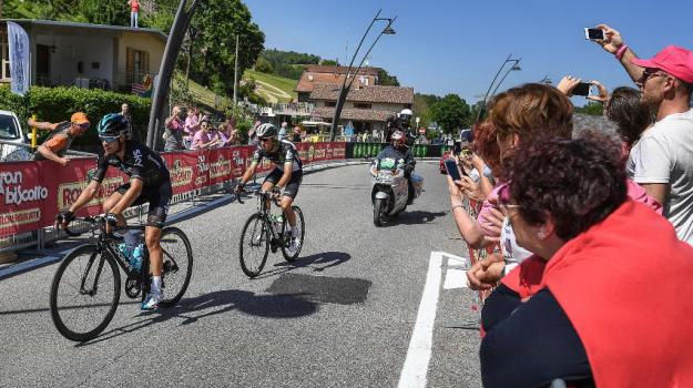 ciclismo, Giro, Sicilia, Sport