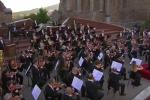 La diretta del concerto dell'orchestra della Scala a Taormina davanti ai capi di stato