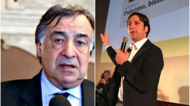amministrative a palermo, comunali a palermo, elezioni comunali palermo, Fabrizio Ferrandelli, Leoluca Orlando, Palermo, Politica