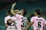 Palermo, l'ultimo bacio alla serie A Battuto l'Empoli a sorpresa Toscani retrocessi, salvo il Crotone