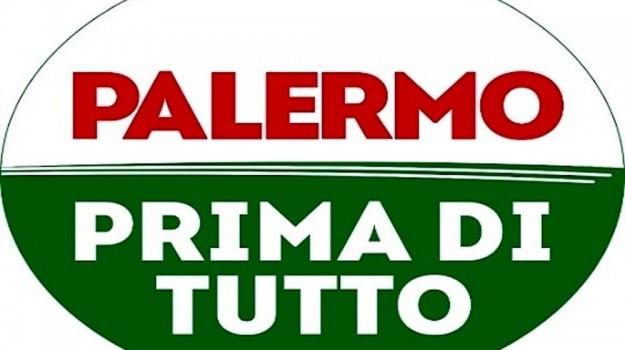 candidati al consiglio comunale di Palermo, Palermo prima di tutto, Palermo, Politica