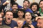 Pallamano Girgenti a suon di gol: festa per la promozione in A-2