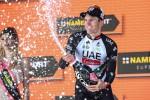 Giro, lo sloveno Polanc vince la tappa Cefalù-Etna, il lussemburghese Jungels maglia rosa
