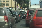 Controlli al porto di Palermo: lunghe code e traffico in tilt - Video
