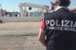 Sbarco di 230 migranti a Pozzallo, fermati due scafisti
