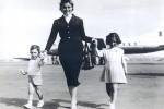 Alitalia, 70 anni fa il primo volo: da Torino a Catania con 18 passeggeri - Le foto di quel giorno