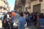 Cooperative senza soldi, scatta la protesta a Palermo - Video