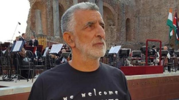 sciopero della fame ius soli, sindaco di messina, Renato Accorinti, Messina, Politica