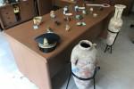 Reperti archeologici a casa, denunciato un professionista di Sciacca