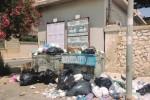 Guasto all'impianto che trita i rifiuti: si ferma la raccolta a Trapani