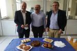 """Il cibo secondo Farinetti, il patron di Eataly in redazione: """"Prima o poi apriremo in Sicilia"""" - Video"""