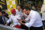 Prima allo Zen e poi un panino con la milza, giornata palermitana per Salvini