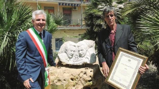monumento, san cataldo, Caltanissetta, Cronaca