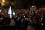 Madonna di Fatima, bagno di folla a San Cataldo