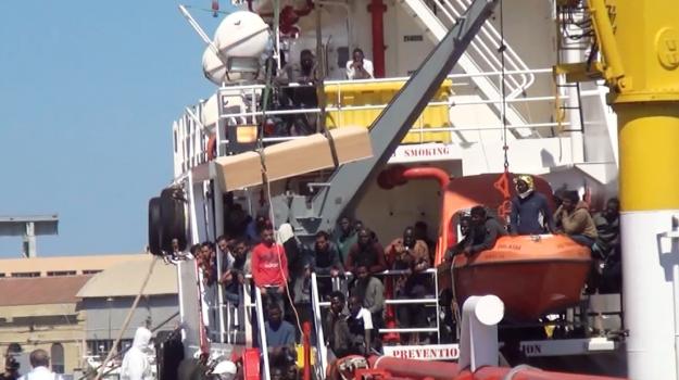migranti, sbarchi sicilia, Sicilia, Cronaca