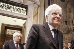 """Mattarella: """"La mancanza di lavoro incide sulla coesione del Paese"""""""