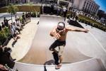 Palermo, inaugurato il primo skate park pubblico della città