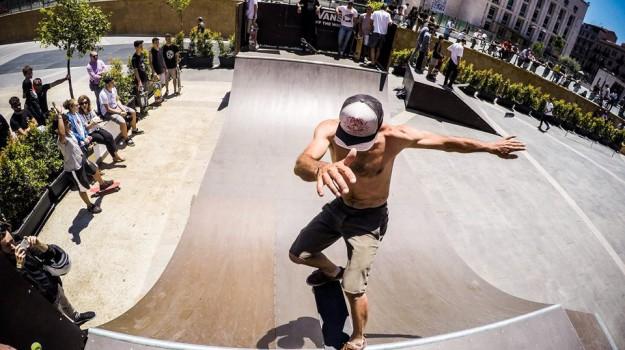 Palermo, skate park, skateboard, Palermo, Sport
