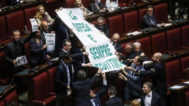ddl legittima difesa, legittima difesa, Sicilia, Politica