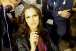 """""""Non mollate"""", il consiglio della bella Thais alle modelle palermitane - Video"""