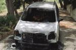 """Valderice, l'auto dell'attivista m5s in fiamme: """"Nessun dubbio sul dolo"""""""