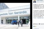 Il profilo Facebook di Giulio Gallera dove annuncia la morte di bimbo di 6 anni per complicanze da morbillo