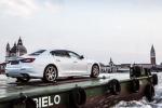 Maserati dona una Quattroporte a sostegno Venetian Heritage
